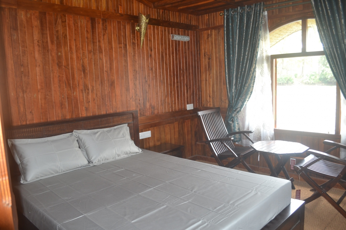 2 bedroom for 4 pax